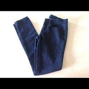 Gap always skinny dark wash denim jeans Sz 26/2R